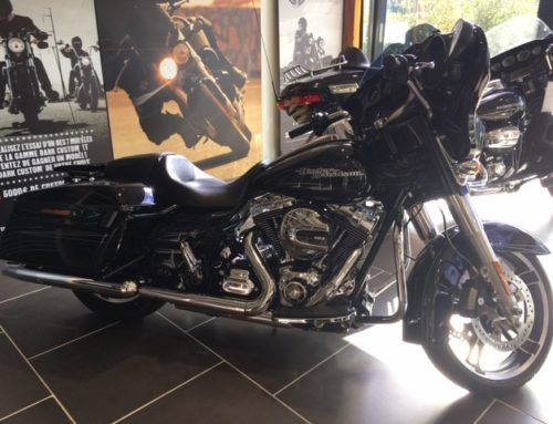 Touring STREET GLIDE FLHX 2016 Occasions