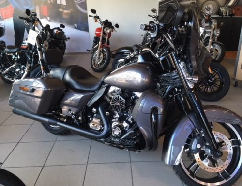 STREET GLIDE SPECIAL 2015 Occasion FLHXS