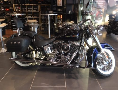 SOFTAIL DE LUXE 2016 Occasion